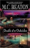 Death of an Outsider (Hamish Macbeth, #3)