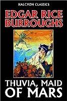 Thuvia, Maid Of Mars: (#4)