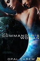 The Commander's Woman (Celestial Soul-Mates, #2)