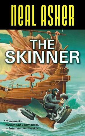 The Skinner (Spatterjay, #1)