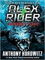 Crocodile Tears (Alex Rider, #8)