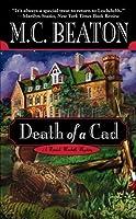 Death of a Cad (Hamish Macbeth, #2)