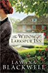 Book cover for The Widow of Larkspur Inn (Gresham Chronicles, #1)