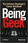 Book cover for Being Geek