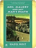 Mrs. Malory and Any Man's Death (Mrs. Malory Mystery)