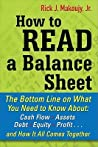How to Read a Balance Sheet : The Bottom Line on What You Need to Know about Cash Flow, Assets, Debt, Equity, Profit...and How It all Comes Together