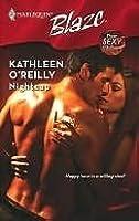 Nightcap (Harlequin Blaze, #394) (Those Sexy O'Sullivans, #3)