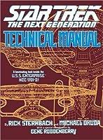 Star Trek: The Next Generation Technical Manual (Star Trek: The Next Generation)