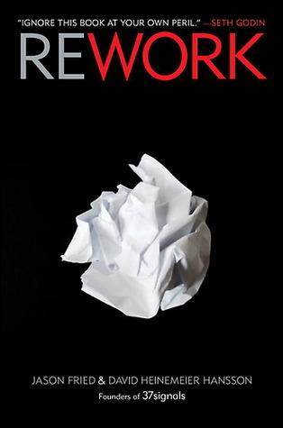 ReWork by Jason Fried