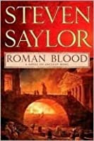Roman Blood (Roma Sub Rosa, #1)