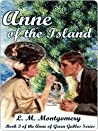 Book cover for Anne of the Island (Anne of Green Gables, #3)