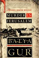 Murder in Jerusalem (Michael Ohayon Mysteries)