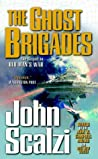 Book cover for The Ghost Brigades (Old Man's War, #2)