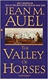 Book cover for The Valley of Horses (Earth's Children, #2)