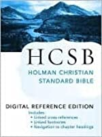 HCSB: Holman Christian Standard Bible