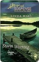Storm Warning (Steeple Hill Love Inspired Suspense #179)(Whisper Lake, #1)