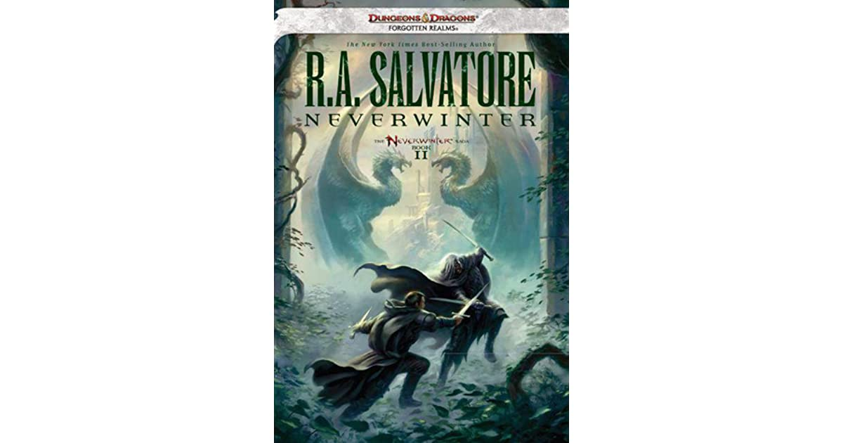 Neverwinter by R A  Salvatore