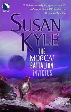 Invictus (The Morcai Battalion, #3)