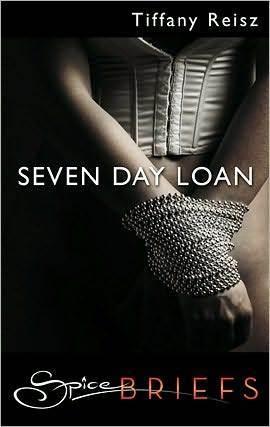 Seven Day Loan (The Original Sinners, #0.15)