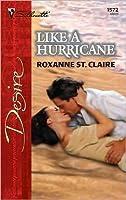 Like a Hurricane (Silhouette Desire, #1572)