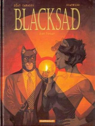 Âme rouge (Blacksad, #3)