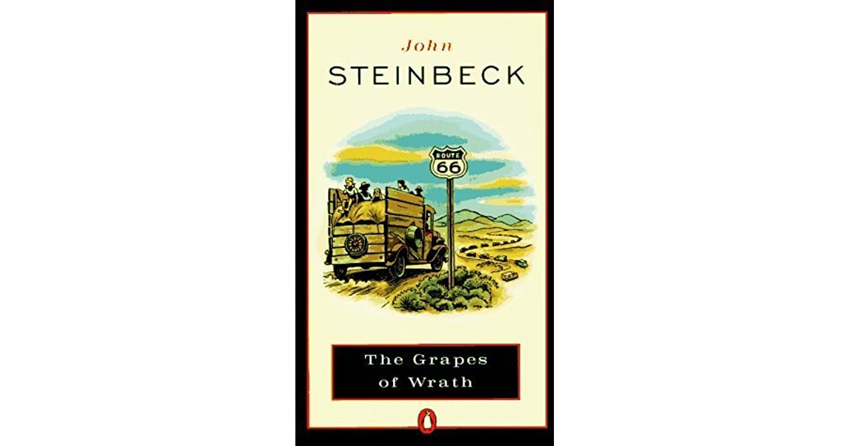 the grapes of wrath what makes