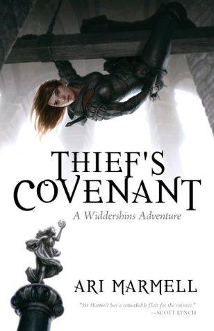 Thief's Covenant (Widdershins Adventures #1)