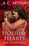 Holiday Hearts (The Donovans #6)