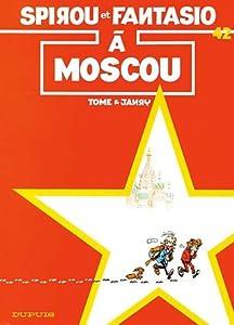 Spirou et Fantasio à Moscou