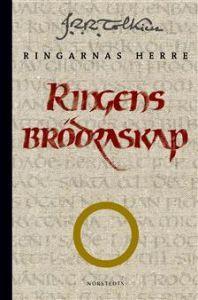 Ringens brödraskap (The Lord of the Rings, #1)