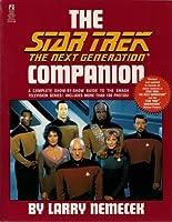 The Star Trek: The Next Generation Companion