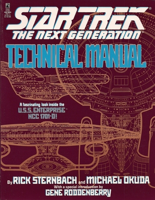 Star Trek by Rick Sternbach