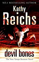 Devil Bones by Kathy Reichs (2008, Hardcover) Free Shipping