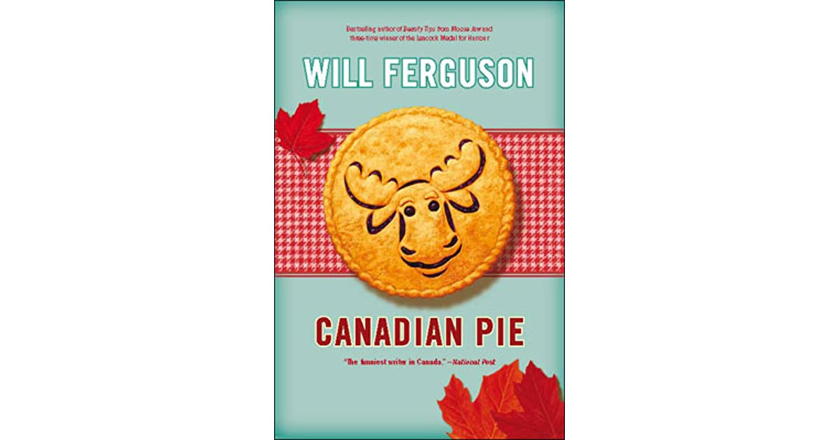 how to be a canadian book ferguson pdf