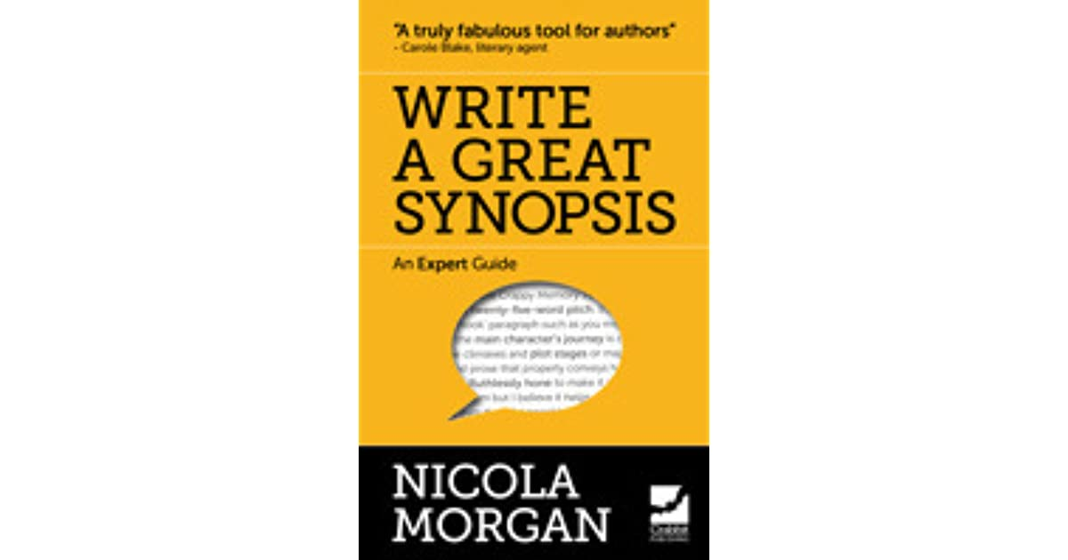 Are How To Write A Great Synopsis the New England