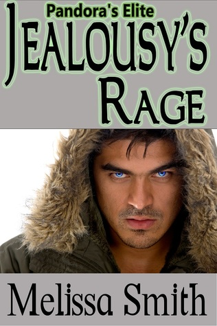 Jealousy's Rage (Pandora's Elite, #1)
