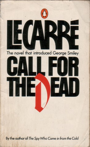 Call for the Dead  cover