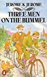 Three Men on the Bummel (Three Men #2)