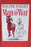 Man O' War by Walter Farley 1962 Hardcover With Dust Jacket