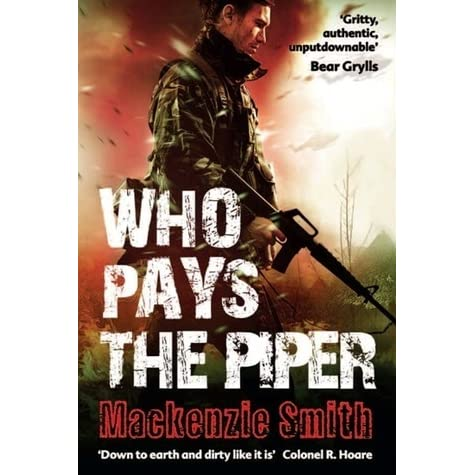 Who Pays The Piper By Hugo Mackenzie Smith