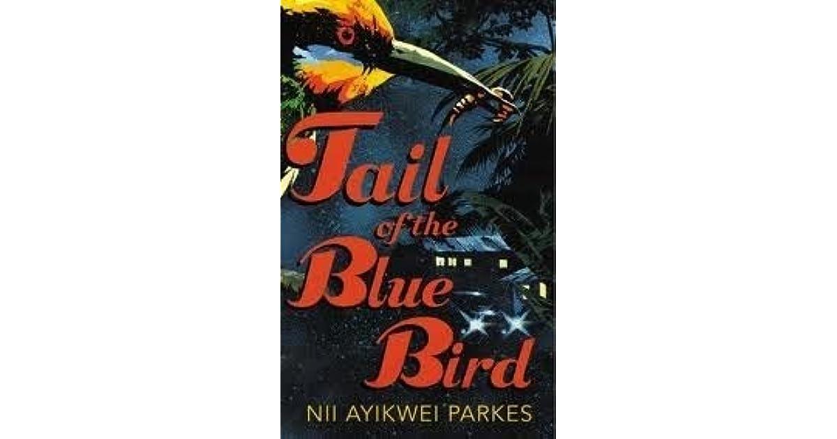 tail of the blue bird ayikwei parkes nii