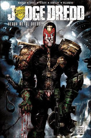 Judge Dredd : Heavy Metal Dredd