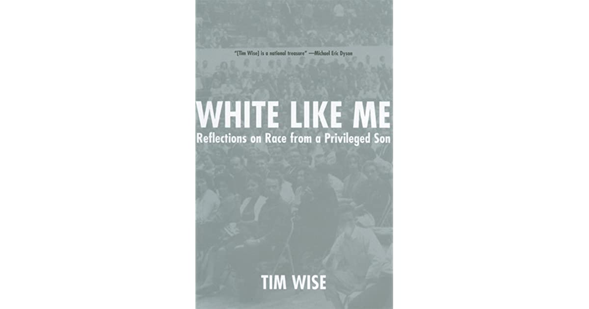 tim wise white privilege summary