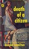 Death of a Citizen (Matt Helm, #1) audiobook review
