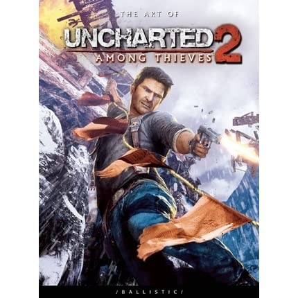 The Art Of Uncharted 2 Among Thieves By Daniel P Wade