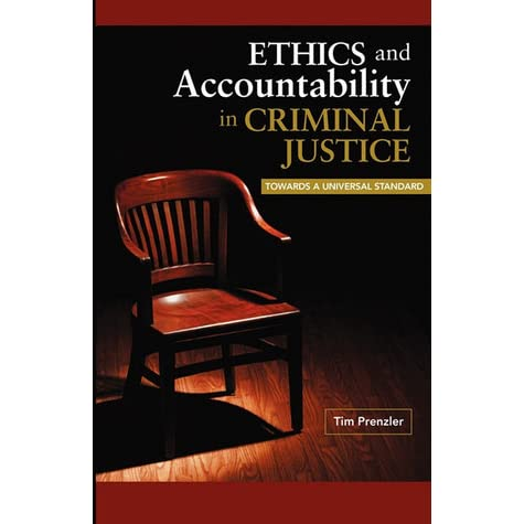 ethics in criminal justice week one