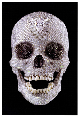 For The Love Of God The Making Of The Diamond Skull By Damien Hirst