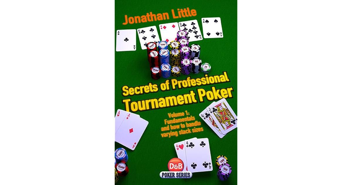Poker tournament book reviews job slots crossword