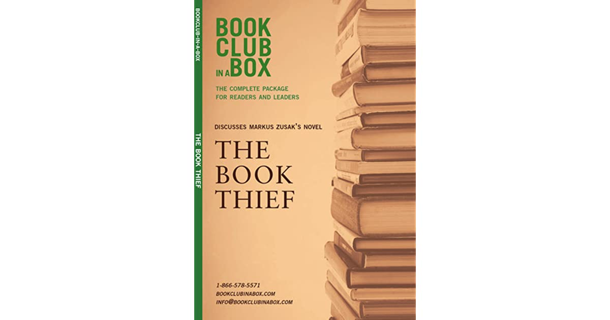 a review of the book thief a book by markus zusak
