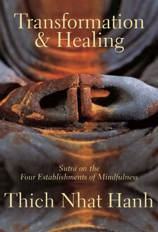 Book cover transformation and healing